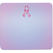 3M™ MP114BCA Mouse Pad with Precise Mousing Surface, Pink Ribbon Design