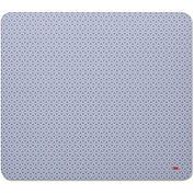 3M™ MP114BSD1 Precise™ Mouse Pad, Battery Saving Design, Gray/Bitmap