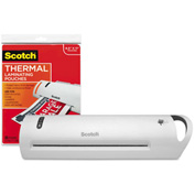 "Scotch® Thermal Laminator TL1302, 13"" x 5 Mil Maximum Document Thickness"