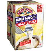 Land O' Lakes® Mini Moo's Half & Half, .5 oz, 192/Carton
