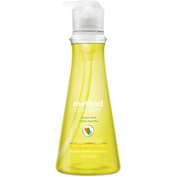 Method® Dish Soap Pump Lemon Mint, 18oz Bottle 1/Case - MTH01179