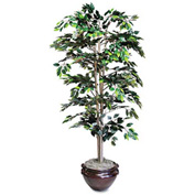 Nu-Dell® Artificial Ficus Tree, 6' Tall