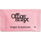 Office Snax® NutraSweet Pink Sweetener, 2000 Packets/Carton