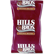 Hills Bros. Original Blend Coffee, Regular, 1.1 oz. Packets, 42/Box