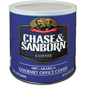 Chase & Sanborn Coffee, Regular, 34.5 oz. Can