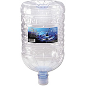 Office Snax Bottled Spring Water, 4 Gallon, Use With Water Coolers