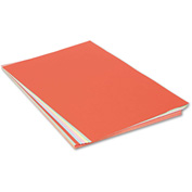 """Pacon® Assorted Colors Tagboard, 36"""" x 24"""", Blue/Canary/Green/Orange/Pink, 100/Pack"""