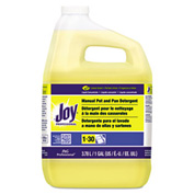 Joy Dishwashing Liquid Lemon, Gallon Bottle 4/Case - PAG57447CT