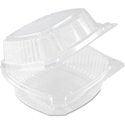 "Microwavable Container Combo 5-3/4"" x 6"" x 3"" 20 Oz - 500 Pack"