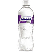 Propel Fitness Water™ Flavored Water, Grape, 16.9 Oz, 24/Carton