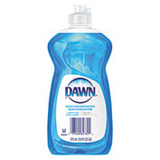 Dawn® Manual Pot & Pan Dish Detergent Original, 14oz Bottle 25/Case - PGC82789