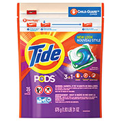Tide Pods Laundry Detergent, Spring Meadow, 35/Pack, 1/Case - 89261