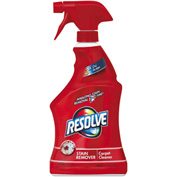 RESOLVE® Triple Oxi Advanced Trigger Carpet Cleaner, 22oz Bottle 12/Case - RAC00601CT