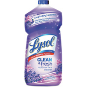 LYSOL® All-Purpose Cleaner Lavender & Orchid Essence, 40oz Bottle 1/Case - RAC78631EA