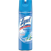 LYSOL® Disinfectant Spray Spring Waterfall, 19oz Aerosol 12/Case - RAC79326CT