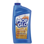 MOP & GLO® Triple Action Floor Cleaner Fresh Citrus, 32oz Bottle 6/Case - RAC89333CT