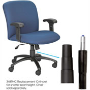 Safco® SAF3489 Replacement Pneumatic Cylinder for Safco Uber Big & Tall Chairs