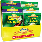 Scholastic Science Vocabulary Readers: Life Cycles, 36 Books, Six Titles and Teaching Guide