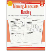 Scholastic Morning Jumpstart Series Book, Reading, Grade 1