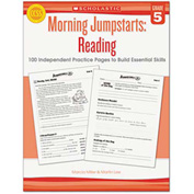 Scholastic Morning Jumpstart Series Book, Reading, Grade 5