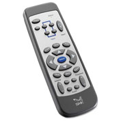 SMK-Link Electronics Universal Projector Remote Control for LCD and DLP Projectors, Gray