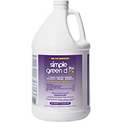 simple green® Pro 5 One Step Disinfectant, Gallon Bottle 4/Case - SMP30501CT