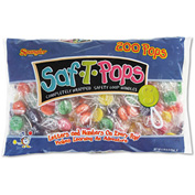 Saf-T-Pops, Assorted, Individually Wrapped, 200/Pack