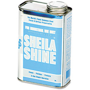 Sheila Shine Stainless Steel Cleaner & Polish, 32oz Can 1/Case SSI2EA
