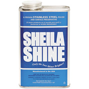 Sheila Shine Stainless Steel Cleaner & Polish, Gallon Can 1/Case SSI4EA