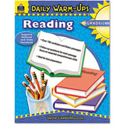 Teacher Created Resources Daily Warm-Ups: Reading, Grade 2, Paperback, 176 Pages