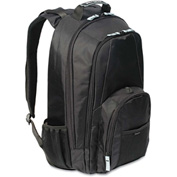 "Targus® 17"" Groove Laptop Backpack, Book Storage, Media Pocket, Water Bottle Holders"