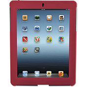 Targus® SafePort Case Rugged, for iPad 3/4, Red