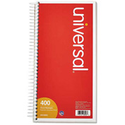 Universal® Wirebound Message Books, 2 3/4 x 5, Two-Part Carbonless, 400 Sets/Book
