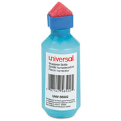 Universal® Squeeze Bottle Moistener, 2 oz, Blue