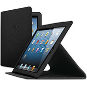 SOLO® Classic Slim Case for iPad Air, Black