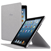 SOLO® Millennia Case for iPad Air, Gray