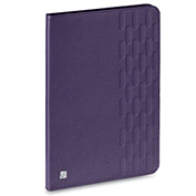 Verbatim® Folio Expressions Case for iPad Air, Metro Purple