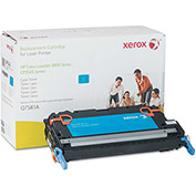 Xerox 6R1343 Compatible Remanufactured Toner, 6800 Page-Yield, Cyan
