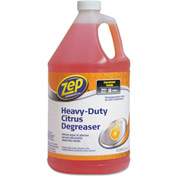 Zep® Commercial Cleaner/Degreaser Citrus, Gallon Bottle - ZPEZUCIT128CA