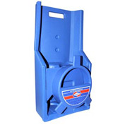 Blue Plastic Stand for (1) MC Tank or (1) Disposable Cylinder & (1) R Tank