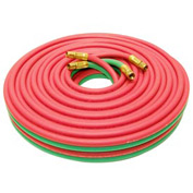 "50' Oxyacetylene Twin Hose - 3/8"" (A) Connection"