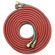 "50' Oxyacetylene Twin Hose - 9/16"" (B) Connection"