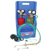 Uniweld® K23P-T - Patriot® Outfit for Welding and Brazing (w/ Stand & Tank)