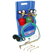 Uniweld® KL71-4P - Patriot® Outfit for Cutting, Welding and Brazing (w/ Carrying Stand)