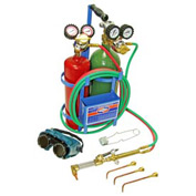 Uniweld® KLT71-4C-T - Patriot® Outfit for Welding, Brazing & Cutting (w/ Stand & Tank)
