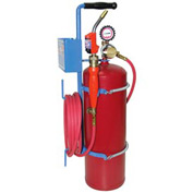 Uniweld KT2A5T - Air/Acetylene Twister® 2 Kit (Quick Connect) - RB Regulator (w/ Stand & Tank)