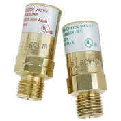 "Set Of Regulator Check Valves - 9/16"" (B) Fitting - Pkg Qty 2"