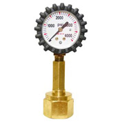 Oxygen Tank Contents Test Gauge - Pkg Qty 2