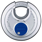 ABUS All Weather Steel Diskus Padlock 24IB/70 KA Keyed Alike