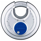 ABUS All Weather Steel Diskus Padlock 24IB/50 KA Keyed Alike